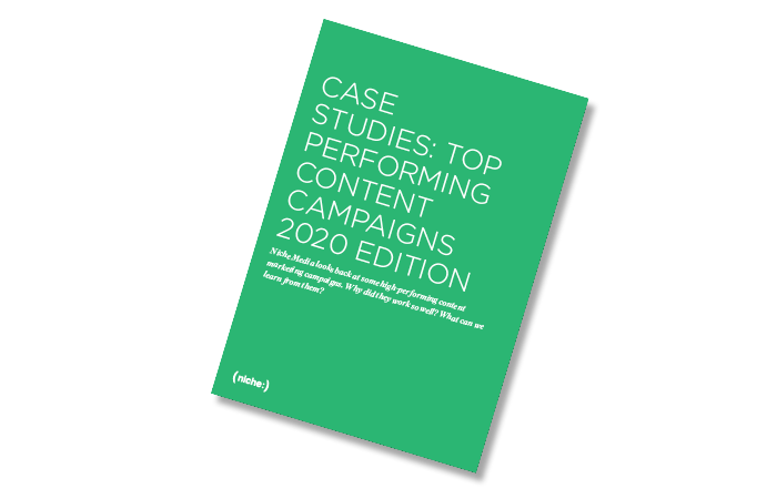 Case study- Top performing content campaign 2020 edition